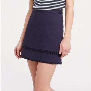 NWT Draper James Full Blossom A-Line Skirt